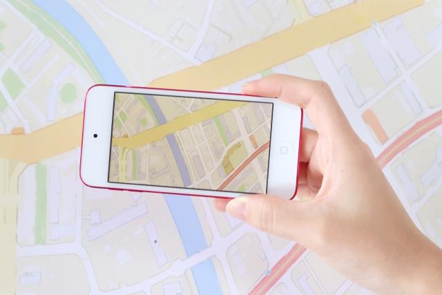 地図アプリで現在地が表示できないとき〜位置情報(GPS)を設定する